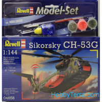 Model Set. Sikorsky CH-53G