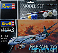 Model Set. Embraer 195