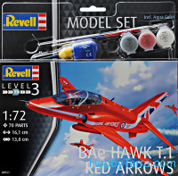 Model Set. BAe Hawk T.1 Red Arrows