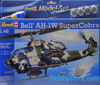 Model Set. AH-1W SuperCobra