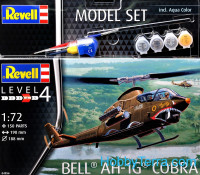 Model Set - Helicopter AH-1G Cobra