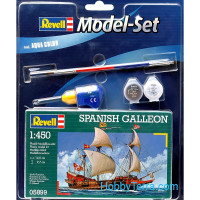 Model Set. Spanish Galleon