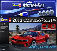 Model Set. 2013 Chevrolet Camaro ZL-1