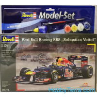 Model Set. Red Bull Racing RB8 (Vettel)