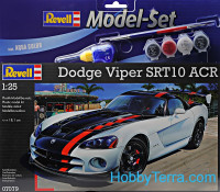 "Model Set. Dodge Viper SRT 10 ""ACR"""