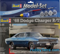 Model Set. 1968 Dodge Charger R/T