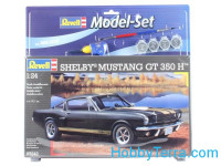 Model-Set. Shelby Mustang GT 350 H