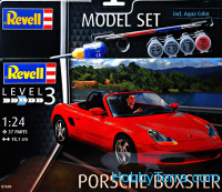 Model Set. Porsche Boxster