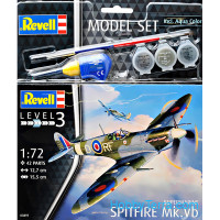 Model Set - Fighter Spitfire MK.VB