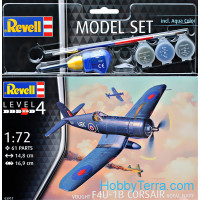 Model set - Fighter F4U