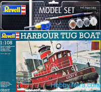 Model set - Harbor tug boat