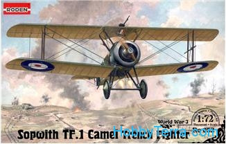 Sopwith TF.1 Camel trench fighter