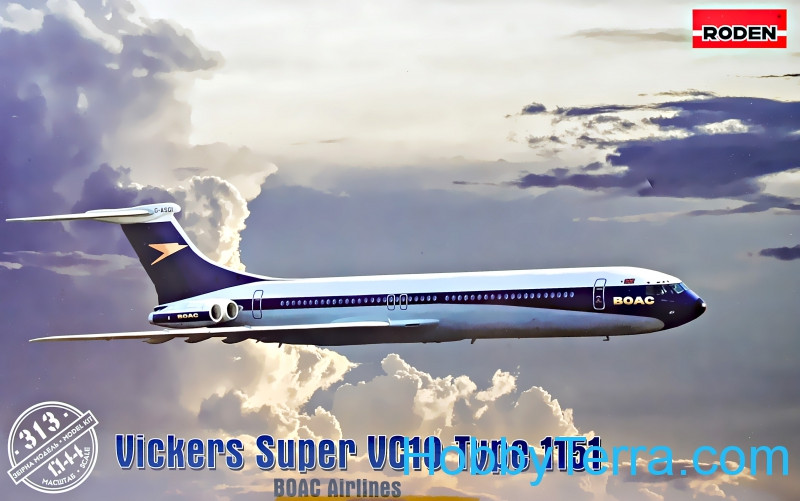 Vickers VC-10 Super Type 1151