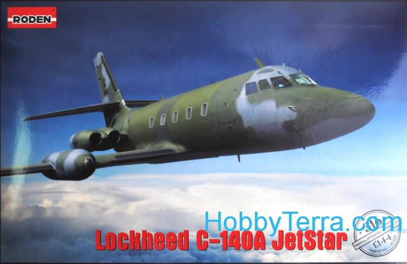 Lockheed C-140A Jetstar Roden 316 HobbyTerra.com