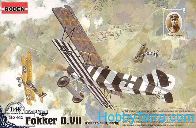 Roden  415 Fokker D.VII early