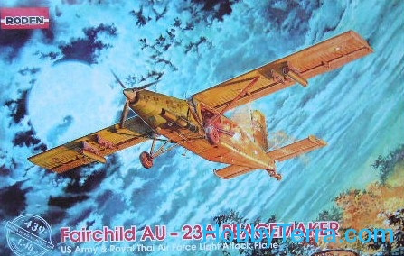 Roden  439 Fairchild AU-23A Peacemaker