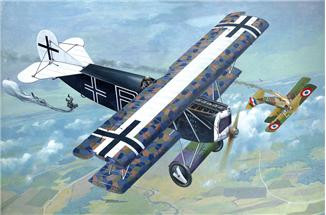 Fokker D.VII ( OAW) WWI German fighter