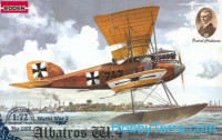 Albatros W.4 early
