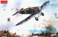 Junkers D.1 WWI German fighter