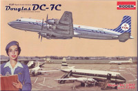 Douglas DC-7C KLM Royal Dutch Airlines