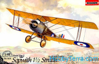 Sopwith 1 1/2 Strutter single-seat bomber