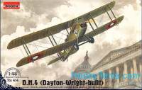 D.H.4 (Dayton-Wright-built)