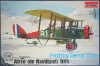 Airco (De Havilland) DH4