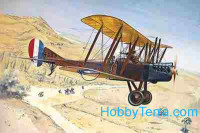 RAF B.E.2c WWI two-seat aircraft