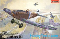 Junkers D.I late