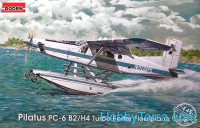 Pilatus PC-6 B2/H4 Turbo Porter, Floatplane