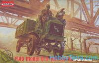 FWD Model B 3 ton Lorry truck