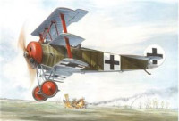 Fokker Dr.I WWI German fighter