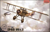 SPAD VII C.1 WWI French main fighter