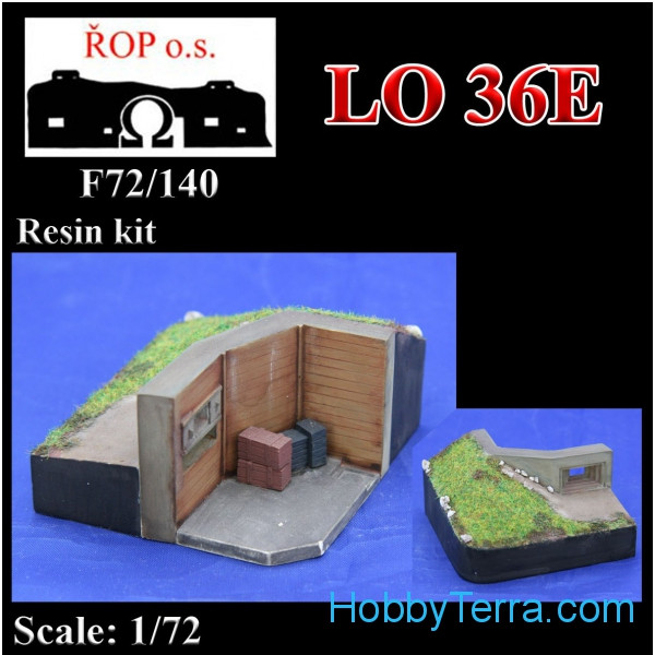 LO 36E fortifications