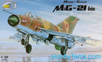 MiG-21bis Over Europe 'BASIC kit'