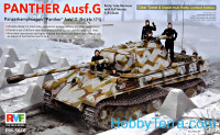 Panther Ausf.G Early/ Late version w/ Full Interior