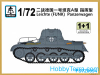 Leichte (FUNK) Panzerwagen (2 model kits in the box)