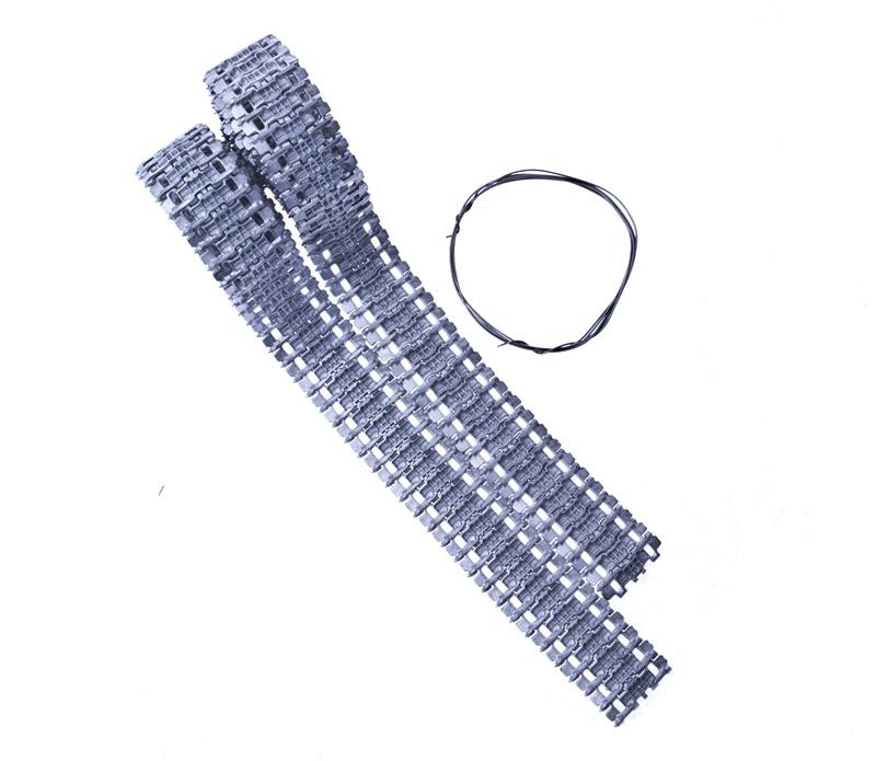 Assembled metal tracks for IS-3(IS-3M)
