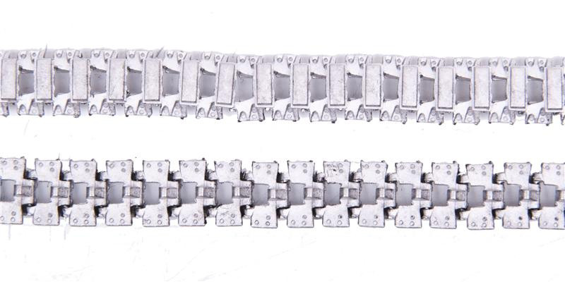 Sector35  3533 Assembled metal tracks for Sd.Kfz.251 Hannomag