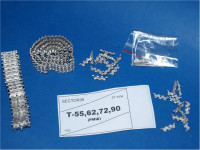 Assembled metal tracks for T-55,62,72,90 (RMSH)