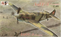 LAGG-3 series 4 WWII Soviet fighter