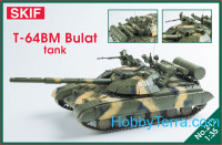 T-64BM 'Bulat' Ukrainian main battle tank