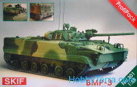 BMP-3 Soviet infantry machine (updated kit)