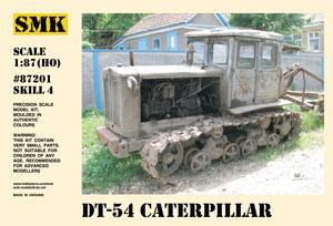 DT-54 Soviet caterpillar