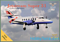 Jetstream Super 31 (5-blade propellers version)