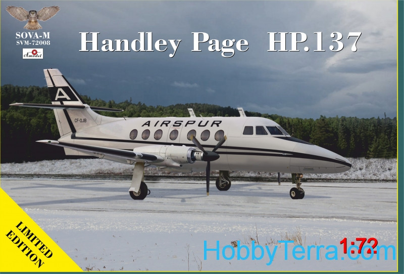 "HP-137 ""Handley Page"""