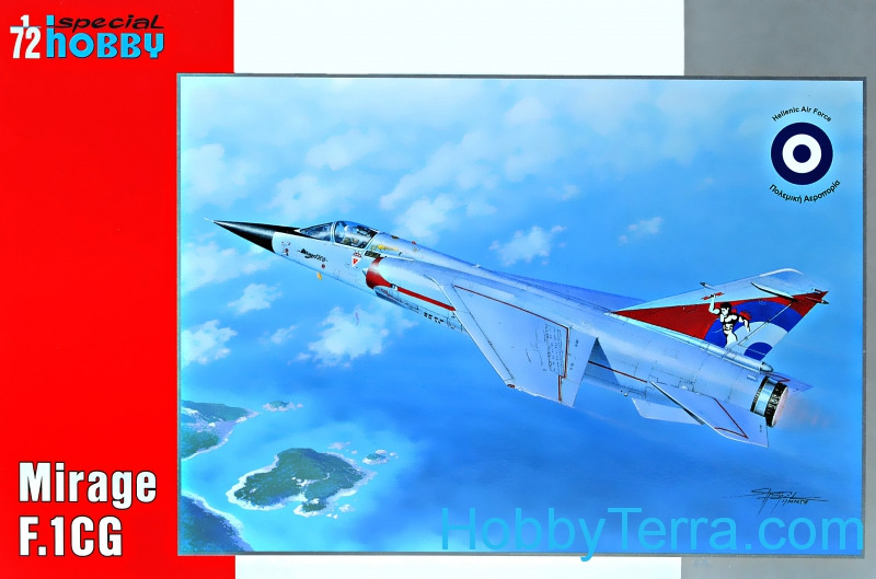 "Mirage F.1CG ""Helenic Air Force"" fighter"