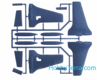 McDonnell F2H-2P photo Banshee (2x decals, PE parts)