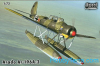 Arado Ar-196A-3 (2 decals versions)