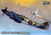"Spitfire Mk.XIV C/E ""Bubbletop"" (5 decal versions)"